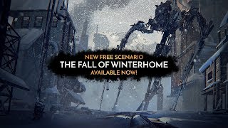 "Frostpunk - ""The Fall of Winterhome"" Sztori Trailer"