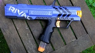 Review: Nerf Rival Apollo XV-700 Unboxing