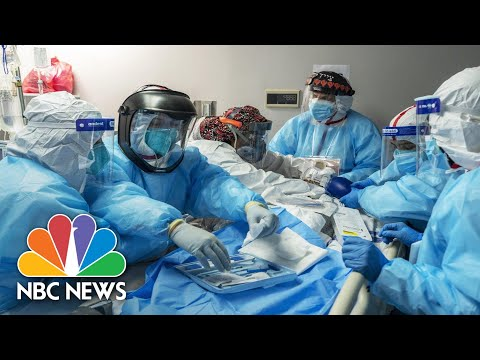 """California Hospitals Overwhelmed: """"I'm Not Going To Sugarcoat This"""" 