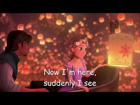 I See The Light - Tangled (Rapunzel) Soundtrack by Mandy Moore & Zachary Levi