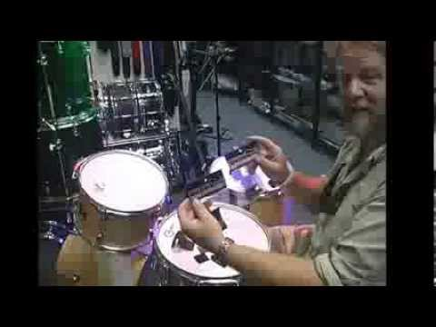 Drumclip Tone Control - Size Small