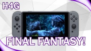 Final Fantasy Comes to the Nintendo Switch! - Nintendo Direct Announcement Trailers