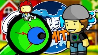 I'M IN THE GAME!   Scribblenauts Unlimited #3