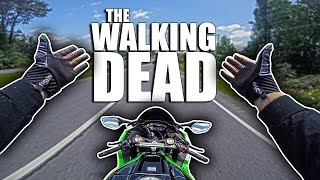 I Was On The Walking Dead