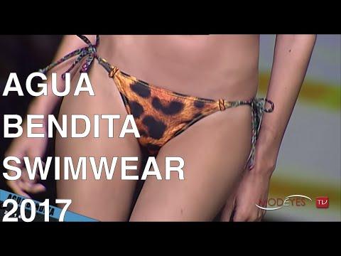 AGUA BENDITA | GRAN CANARIA SWIMWEAR 2017 | FULL FASHION SHOW