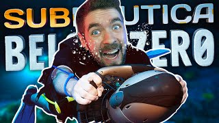 THEY ADDED A REFERENCE TO ME IN THE GAME?! | Subnautica Below Zero - Part 2