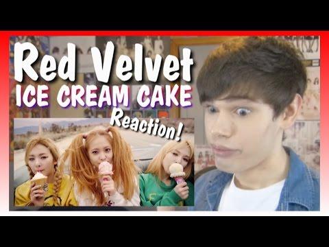 MV Reaction | Red Velvet 레드벨벳_Ice Cream Cake