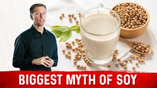 The Myth of Soy as a Health Food