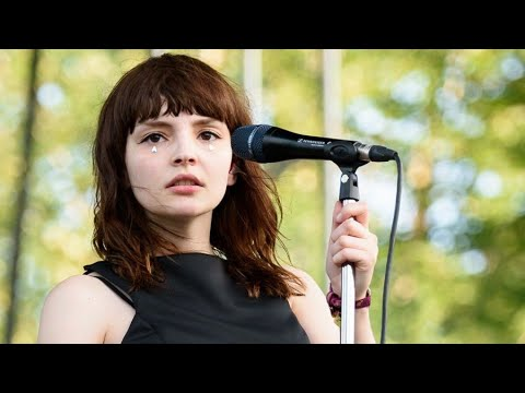 CHVRCHES Live (Pitchfork Chicago/Illinois) Full Show