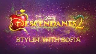 Stylin' with Sofia Carson | Descendants 2