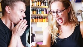 Siblings Pick Surprise Tattoos For Each Other