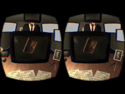 THE BEST OCULUS RIFT DK2 DEMO EVER.... MIND BLOWN