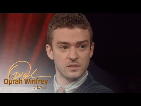 Justin Timberlake on Britney Spears' 2007 Breakdown | The Oprah Winfrey Show | Oprah Winfrey Network