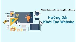 [Shopnhanh.vn] 01 - Hướng dẫn tạo website bán hàng trong 5S