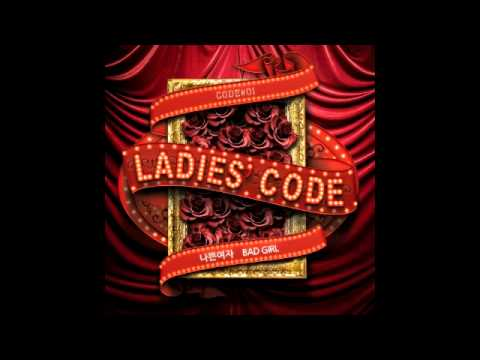Ladies' Code (레이디스 코드) - Bad Girl 나쁜여자 (CODE#01 Bad Girl) [1st Mini Album]