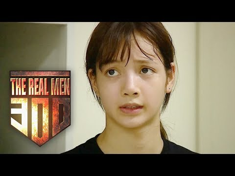 The Words are Difficult for Lisa...😭 She was too Scared! [The Real Men 300 Ep1]