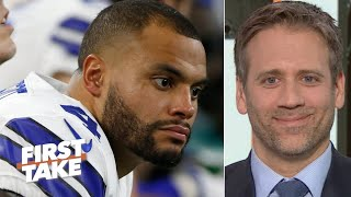 The Cowboys only win against garbage teams – Max Kellerman   First Take