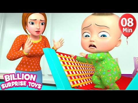 Indoor Playground 2 | BillionSurpriseToys Nursery Rhyme & Kids Songs
