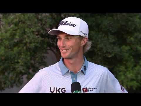 Will Zalatoris: Saturday quotes 2021 The Masters Tournament