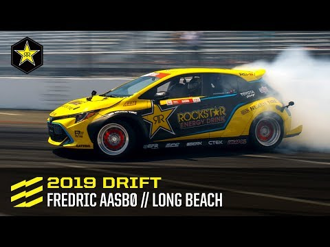 2019 Drift - Fredric Aasbø takes on Long Beach