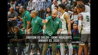 Grayson vs Shiloh Highlights