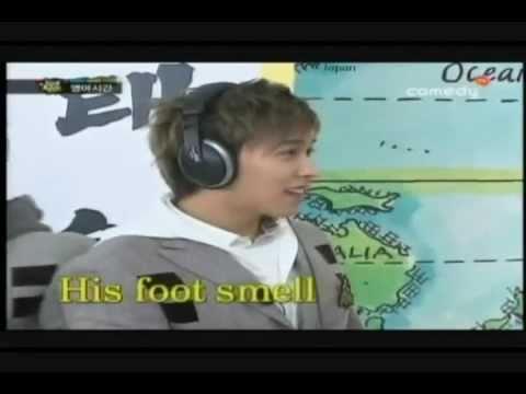 Sungmin Speaking English - MiniAigo loves talking in English