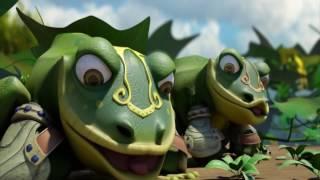 Khu Đầm Có Cánh - Phim Hoạt Hình 3D Hay Nhất [HD]