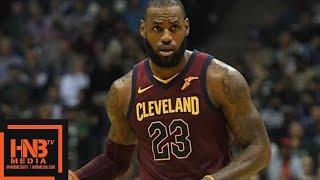 Cleveland Cavaliers vs New York Knicks Full Game Highlights / Week 5 / 2017 NBA Season