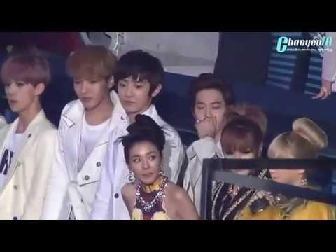 2NE1's Sandara Park Real Fanboys 2015