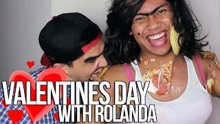 VALENTINES WITH ROLANDA!