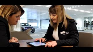 Drive-In Service - Jaguar Land Rover Southampton