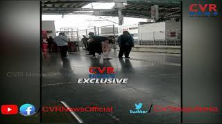 Nara Brahmani and Son Travel in Hyderabad Metro Rail..