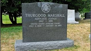 The Death of Thurgood Marshall