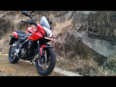 Bajaj Pulsar AS200 Walkaround