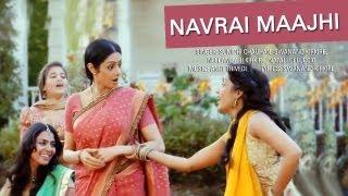 Navrai Majhi | Marathi wedding song (Sunidhi Chauhan) |  English Vinglish