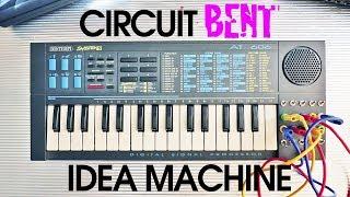 The Idea Machine - Circuit Bent Bontempi System 5