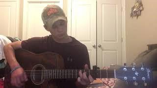 Preston Scoggins sings famous by mason Ramsey