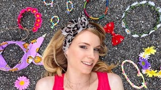 DIY Hairstyles! Hair Tutorial with 10 DIY Quick Hairstyles for School & 10 DIY Hair Accessories