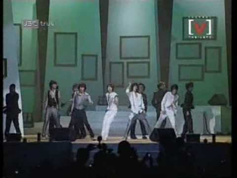 The Way U Are (Performance)