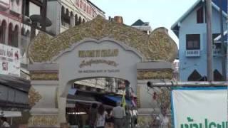 Myanmar - Thailand Border Tachilek Mae Sai