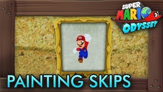 7 Painting Moons You Can Get Without Paintings in Super Mario Odyssey