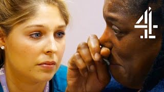 Giving Bad News To A Stroke Victim's Wife | Confessions Of A Junior Doctor