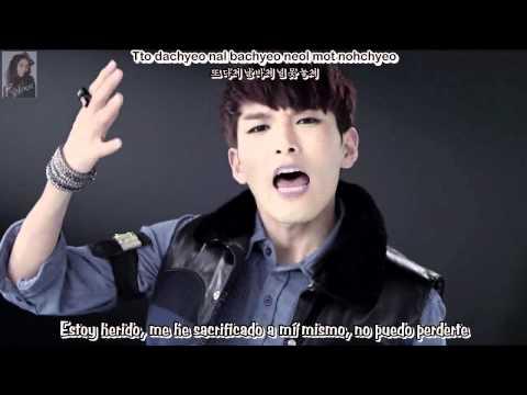 Super Junior - A-Cha - Sub. Español - (Rom-Han)