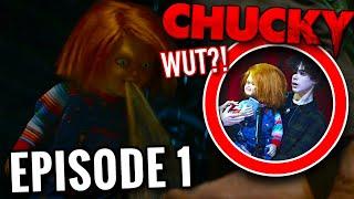 CHUCKY Episode 1 Breakdown & Easter Eggs (Review)