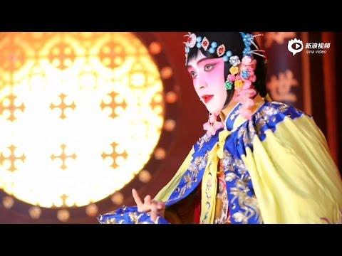 160706 老九门 The Mystic Nine 张艺兴 Zhang Yixing LAY Learning Opera