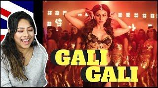 BRITISH PEOPLE REACT TO GALI GALI