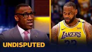 LeBron narrows down on Kareem Abdul-Jabbar's scoring record — Skip & Shannon | NBA | UNDISPUTED