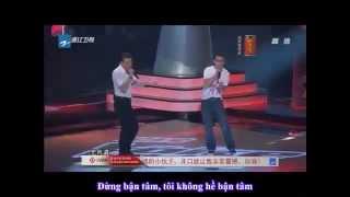 Em là người con gái anh yêu  [Vietsub] The Voice of China '12 Blind Audition