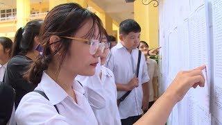 Hà Nội công bố điểm chuẩn vào lớp 10 năm học 2019 - 2020
