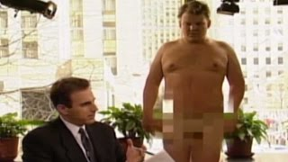 Andy Richter Flashes Matt Lauer | TODAY